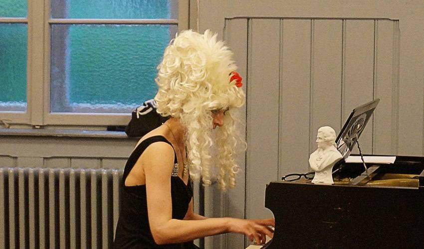 """Eine """"Oper ohne Gesang"""" ..."""
