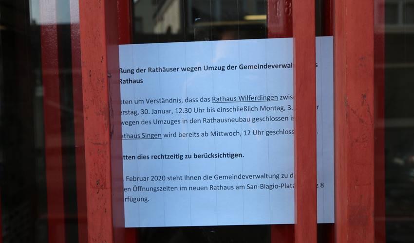 Rathaus Wilferdingen