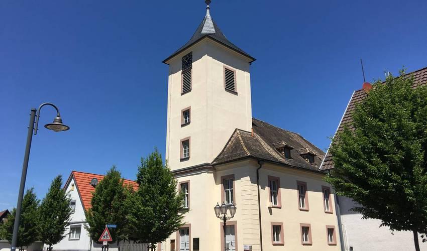 Wilferdingen Kirche