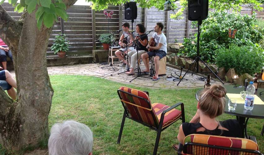 Tatjana Roser, Benjamin Griesch und Niklas Hanke (Foto: Barbara Casper)